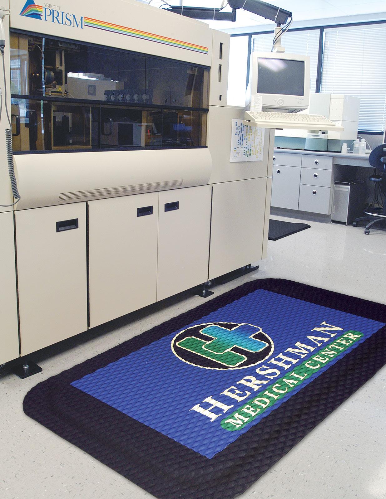 logo area att mats rugs floor custom mat school x elementary rug of photo whk beautiful